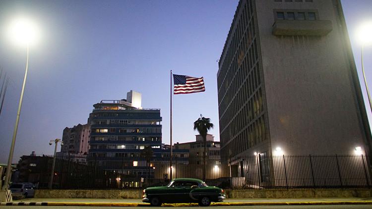 """Trump explica que EE.UU. recorta su personal diplomático en Cuba porque allí pasan """"cosas muy malas"""""""