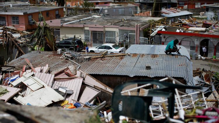 """¿""""Buenas noticias""""? La declaración de la Casa Blanca que indigna a Puerto Rico"""