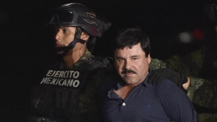 La inesperada visita que recibirá 'El Chapo' Guzmán en EE.UU.
