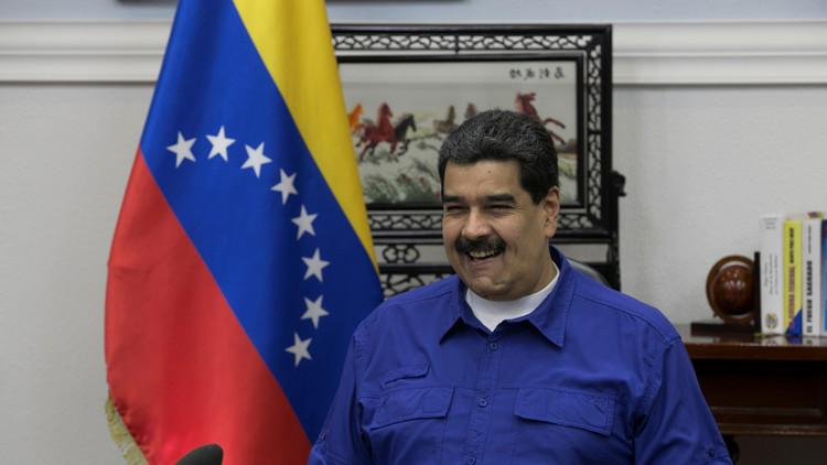 """Maduro: """"Trump está obsesionado conmigo"""""""