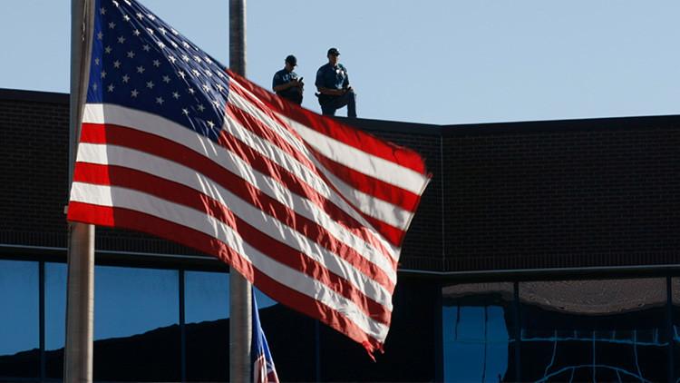 Reportan un tirador activo en una academia de la Fuerza Aérea de EE.UU.