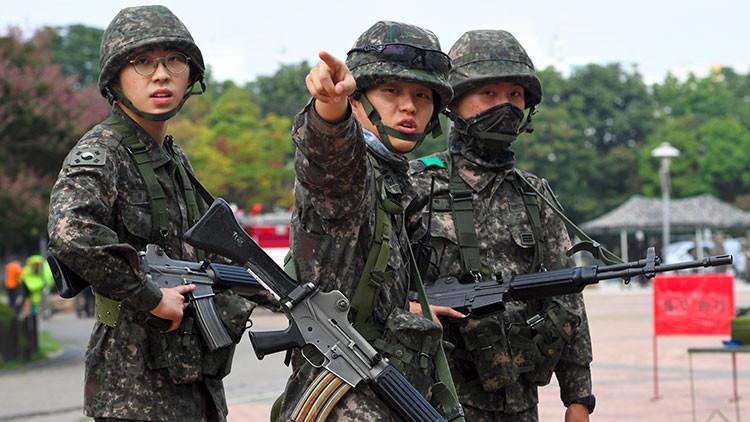 EE.UU. y Corea del Sur llevan a cabo los primeros ejercicios conjuntos de defensa aérea