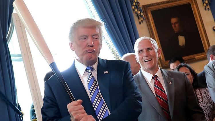 """27 psiquiatras: """"Creemos que Trump es el hombre más peligroso del mundo"""""""