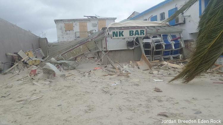 Así de devastadas quedaron islas del Caribe por 'Irma'