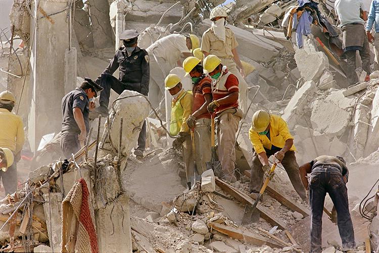 Otro Trágico 19 De Septiembre El Terremoto Sacudió México El Mismo