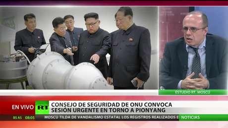 """""""No creo que haya una guerra en Corea del Norte más allá de las retóricas"""""""