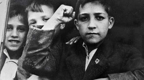 Los adolescentes españoles refugiados en la URSS
