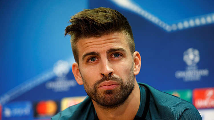 Piqué llora por lo ocurrido en Cataluña y revela cuál será su futuro en la selección (VIDEO)