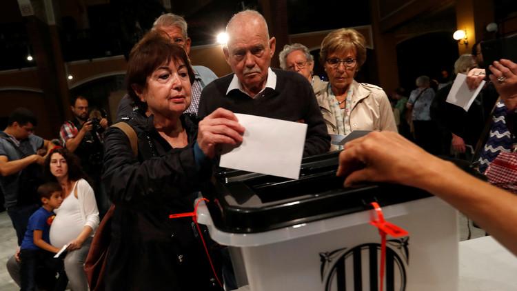 """""""La independencia de Cataluña debe ser reconocida por alguien"""""""