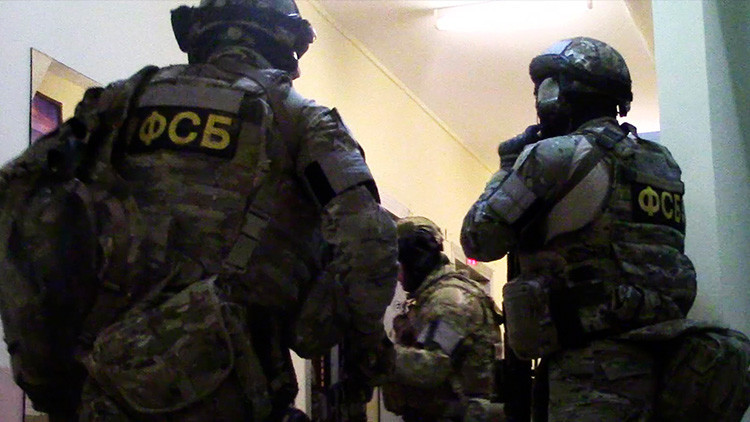 VIDEO: Frustran la actividad de una célula del Estado Islámico en la región de Moscú