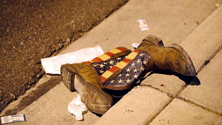 El tiroteo en Las Vegas es el más mortífero en la historia moderna de EE.UU.
