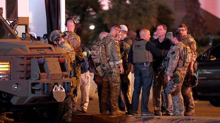 AUDIO: El momento exacto en que la Policía irrumpe en la habitación del tirador de Las Vegas