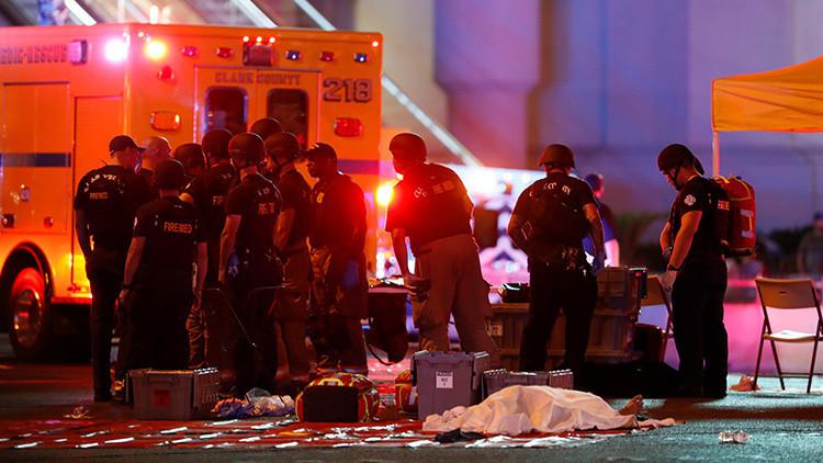 """Putin a Trump: El ataque de Las Vegas """"impacta por su brutalidad"""""""