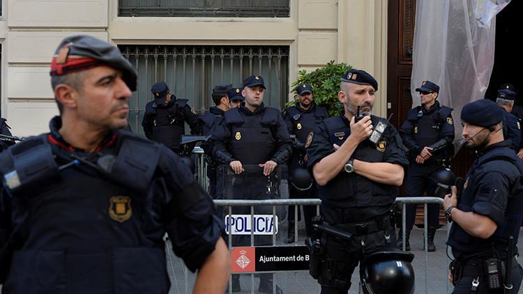 Cuidado con los bulos: Fotos falsas de heridos en el referéndum de Cataluña
