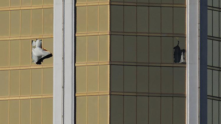 FOTOS: Desde estas ventanas disparó Stephen Paddock sobre más de 500 personas