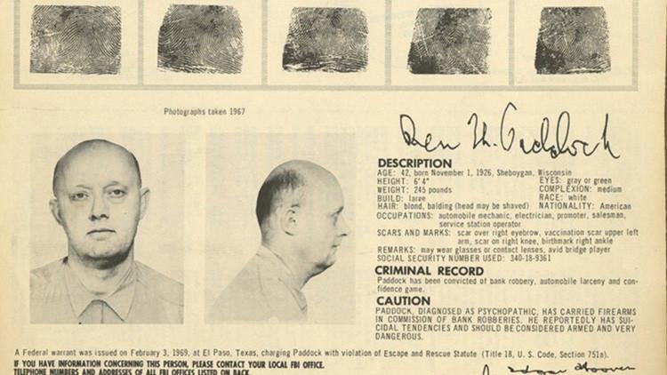 El tirador de Las Vegas era hijo de uno de los delincuentes más buscados de EE.UU.