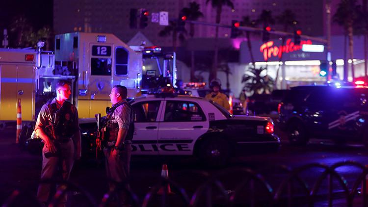 AUDIO: Difunden las comunicaciones de la Policía tras el tiroteo de Las Vegas