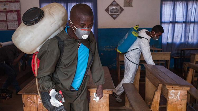 La OMS declara una emergencia en Madagascar por epidemia de peste bubónica