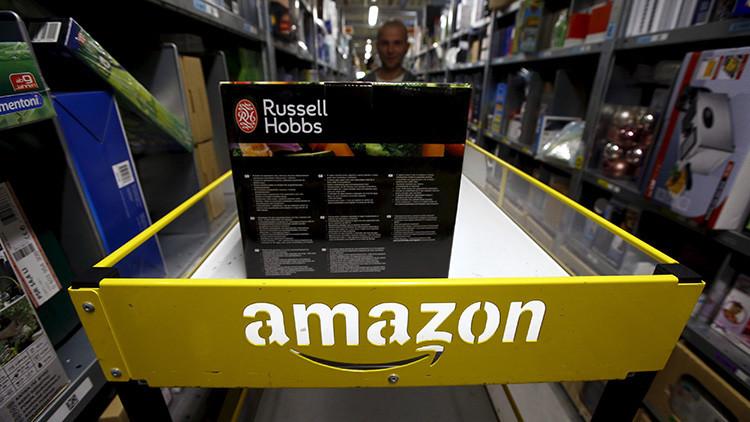 Acusan a una pareja por robar un millón de dólares de Amazon
