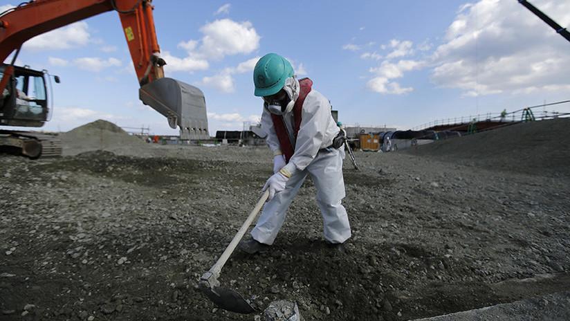 """Hallan una nueva e """"inesperada"""" fuente de radiactividad del desastre de Fukushima"""