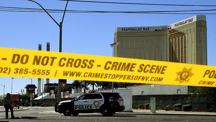 Fuertes imágenes: Filtran fotos del tirador de Las Vegas tras su suicidio