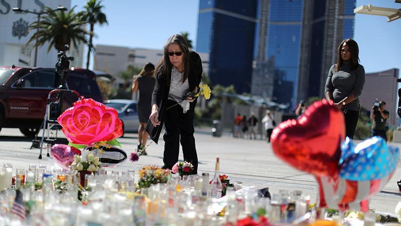 """""""¿Qué se siente al ser disparado?"""" La premonición de una de las víctimas de Las Vegas"""