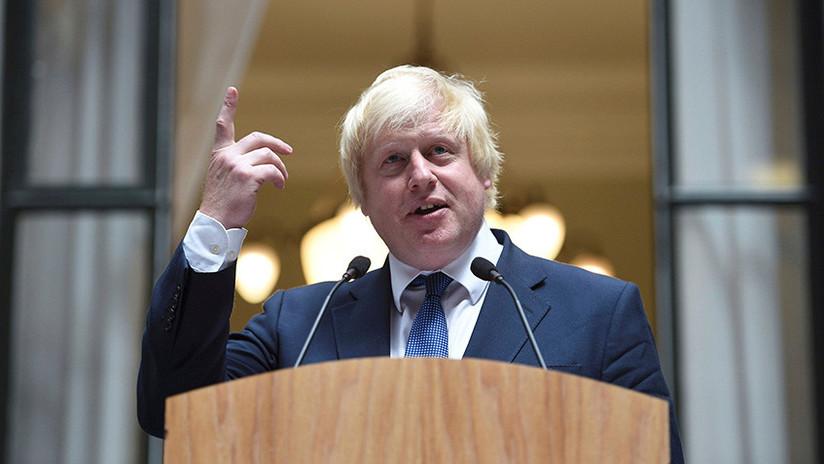 """""""Cuando sean levantados todos los cadáveres"""": Boris Johnson se pasa de la raya (otra vez)"""