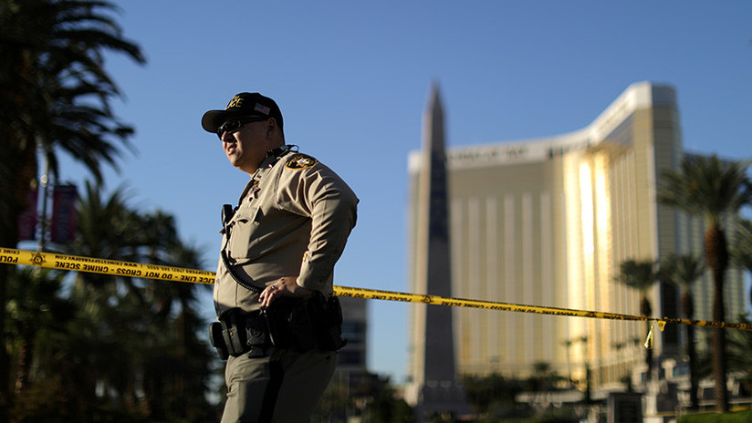 FOTOS: ¿Dejó el asesino de Las Vegas una última nota?