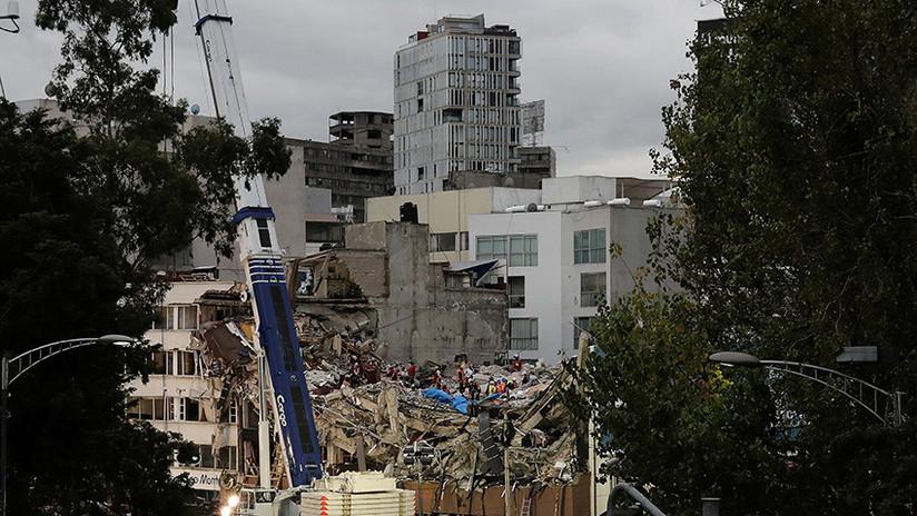 ¿Una caída casual? El fallo informático que levanta suspicacias en México después del sismo