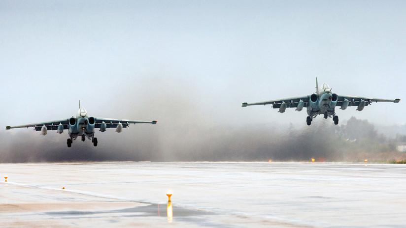Rusia ataca posiciones de Al Qaeda en Siria por segundo día — VENEZUELA