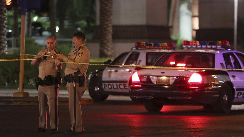 VIDEO: Así fue la primera respuesta de la Policía al llegar al lugar de la masacre en Las Vegas