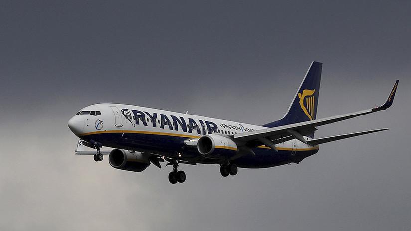 Cazas Typhoon escoltan un vuelo de Ryanair por sospechas de una emergencia a bordo (VIDEO, FOTOS)