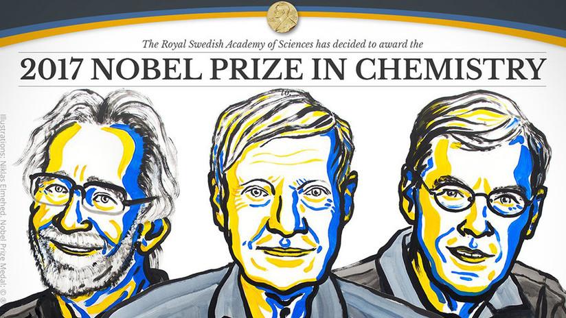 Revelan el nombre de los ganadores del premio Nobel de Química