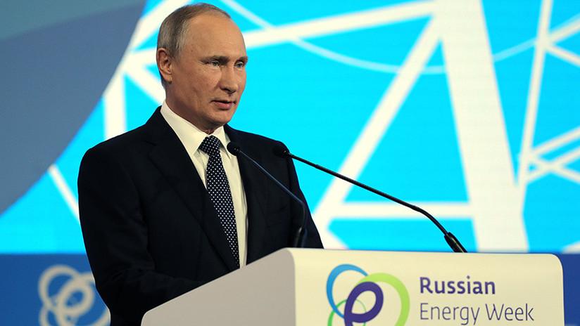 """Putin sobre la amistad entre EE.UU. y Arabia Saudita: """"No hay nada permanente en este mundo"""""""