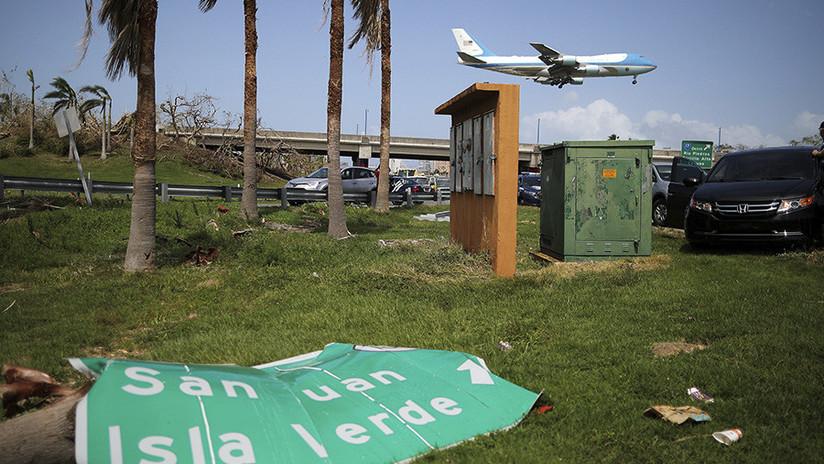 Los bonos de Puerto Rico se hunden tras anunciar Trump que le perdonará la deuda