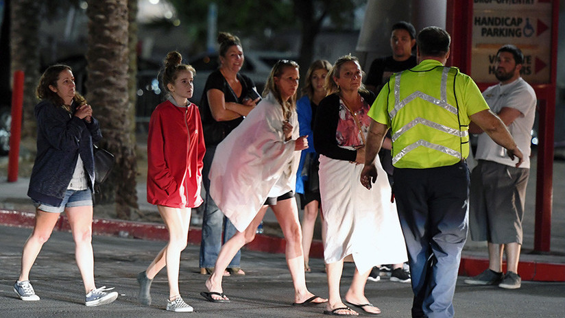 FOTO DE IMPACTO: Así es cómo un iPhone salvó la vida a una superviviente de la masacre en Las Vegas