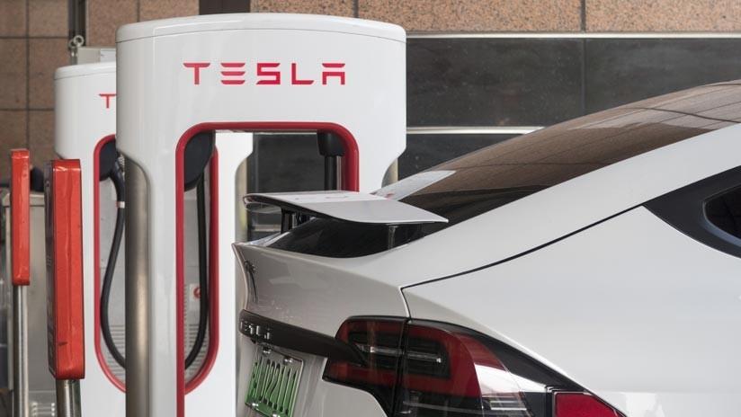 Se filtra una posible imagen del camión eléctrico de Tesla a 3 semanas de su presentación (FOTOS)