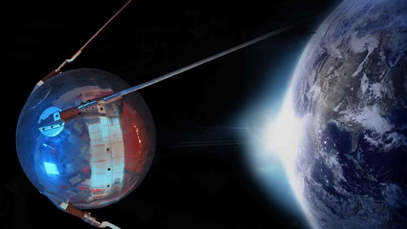 Cómo el primer satélite artificial de la historia abrió la era de la exploración espacial