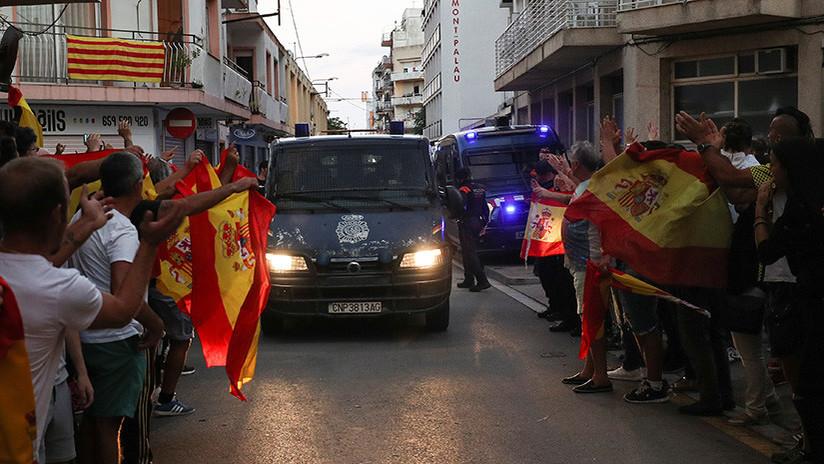 El Gobierno de España rechaza cualquier mediación interna o externa en relación con Cataluña