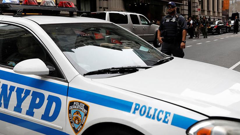 Evacúan una escuela en Manhattan por amenaza de bomba