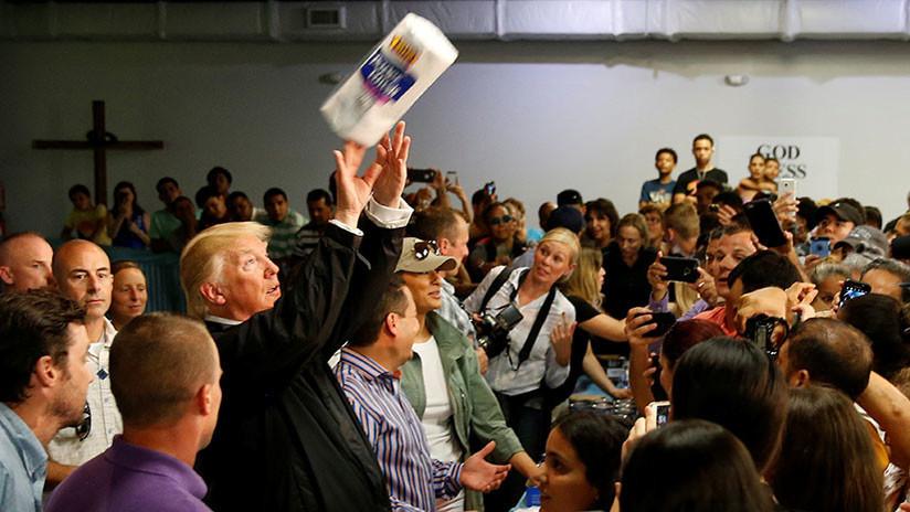"""""""Insultante"""": La dura respuesta de Puerto Rico a las declaraciones de Trump"""