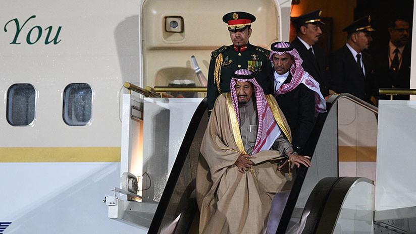 Un rey saudí llega a Moscú por primera vez en la historia: ¿Qué deparará su visita?