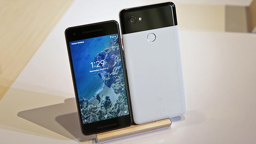 Google lanza su gama de móviles Pixel 2, los 'asesinos del iPhone'