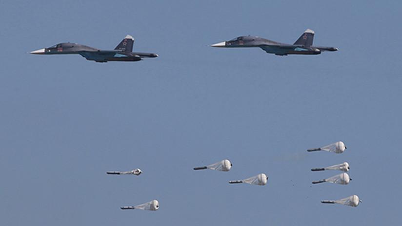 Moscú: El líder del Frente al-Nusra, en coma tras un ataque de la aviación rusa