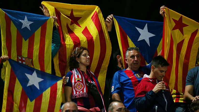 """""""Exigimos respeto"""": El FC Barcelona se pronuncia sobre la crisis que divide Cataluña (VIDEO)"""