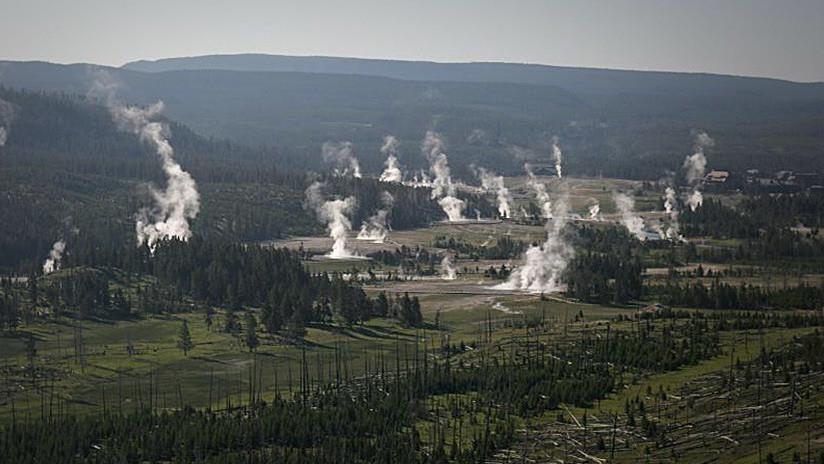 Número récord de sismos sacude al supervolcán que podría alterar el clima de todo el planeta
