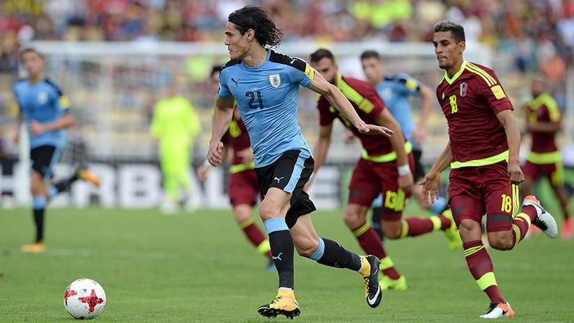 Uruguay 'aplaza' su clasificación para el Mundial tras empatar con Venezuela