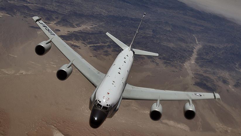 Moscú revela cuántos barcos y aviones militares extranjeros exploran las fronteras de Rusia