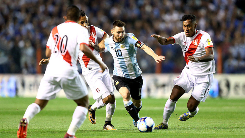 Argentina se complica mucho la clasificación para el Mundial tras empatar con Perú