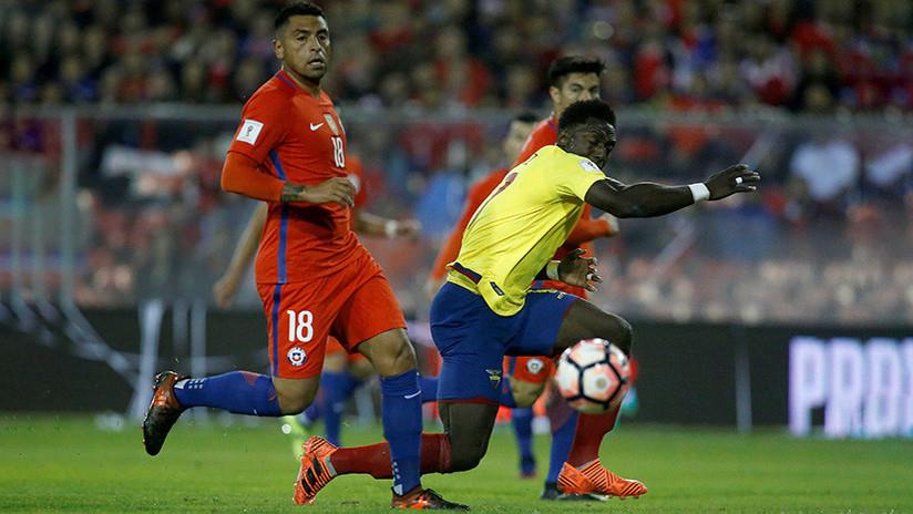 Chile vence a Ecuador y acaricia la clasificiación para el Mundial 2018